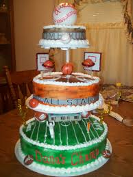 Sports Baby Shower Cake Ideas Crazy Baby Shower Cake Cakes 30 Olnatura