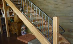 Indoor Banister Decorative Stair Railings