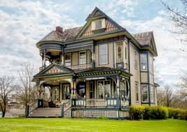 Historic Victorian House Plans Pretty Old Home With 360 Degree Sea Scenery Queen Anne Victorian