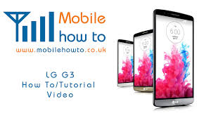 how to switch on u0026 off lg g3 youtube