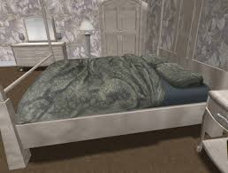 second life marketplace classic light wood bedroom set couples