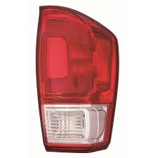 2016 toyota tacoma tail light cpp nsf certified replacement tail light to2801197 for 2016 2017