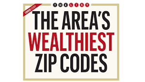 Wichita Zip Code Map Houston U0027s Wealthiest Zip Codes Who Lives There What They Spend