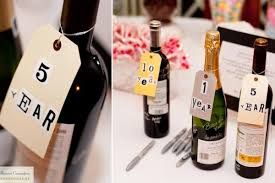 guest book wine bottle 9 décor ideas for wine