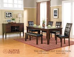 dining u2014 alpine furniture