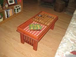 Shadow Box Coffee Table Shadow Box Coffee Table Hometalk