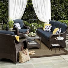 Tucson Patio Furniture Patio Outdoor Saucer Chair 2 Seater Wicker Outdoor Furniture