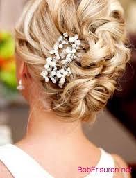 Hochsteckfrisuren F D Ne Haare by Die Besten 25 Brautfrisur Kurze Haare Ideen Auf