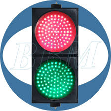 led traffic signal lights 200mm red and green ball with clear lens led traffic light 200mm