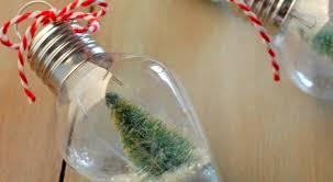 diy mini snow globe ornament inspiration hoosier