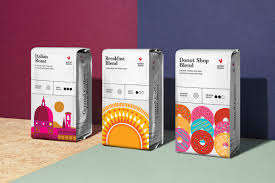 packaging design archer farms coffee branding and packaging design heydesign