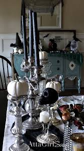 Gothic Dining Room Table by Gothic Ghastly U0026 Gory Halloween Decorating Ideas Atta Says