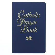 prayer book catholic prayer book large print the catholic company