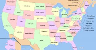 the united states of america and neighbouring countries map u s states bordering the most other states worldatlas