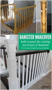 Railings And Banisters Ideas Best 25 Black Banister Ideas On Pinterest Staircase Remodel