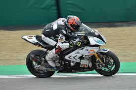 gulf racing motorcycle curtains up on the imola sbk weekend for althea bmw althea racing