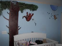 Classic Winnie The Pooh Nursery Decor Classic Winnie The Pooh Baby Nursery Mural Baby And Beyond