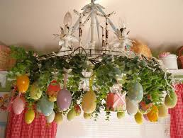 Indoor Home Decor Easter Decorations Ideas 26 Ways To Decorate Your Homes