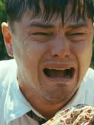 Crying Face Meme - 12 of the best things that sum up leonardo dicaprio s feelings about
