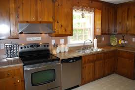 Painting Cheap Kitchen Cabinets by Pine Kitchen Cabinets Cheap Tehranway Decoration