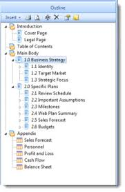 i u0027m loving the new version of business plan pro planning