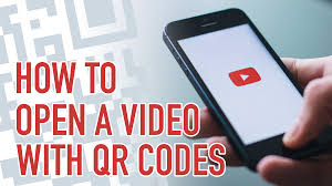 Should I Put A Qr Code On My Business Card How To Create A Qr Code That Opens Mobile Video 708 Media