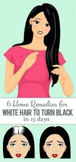 can gray hair turn black again the 25 best can grey hair turn black again ideas on pinterest
