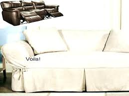 recliner sofa covers walmart sofa recliner slipcover finding slipcovers for your reclining couch