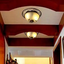 wrought iron flush mount lighting wrought iron leaf fixture flush mount ceiling light