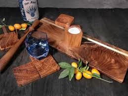 Wooden Ca by The Wooden Palate Handmade Wood Cutting Boards Chop Blocks Etc