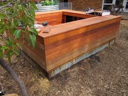 how to build deck bench seating build a diy deck with bench seats the dirt effect