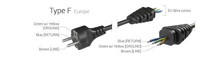 noco gx ac type f plug europe eu gxc102