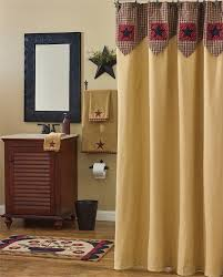 Country Shower Curtain Vhc Country And Primitive Shower Curtains