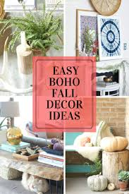 Easy Home Decorating Ideas On A Budget Simple U0026 Easy Boho Fall Decor Ideas That U0027ll Rock Your Socks