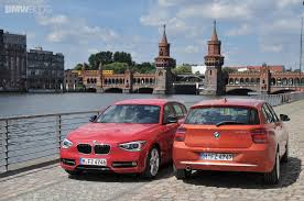 second hand hatchback battle bmw 1 series vs vw golf