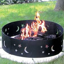Fire Pit Ring With Grill by Camping Fire Pit Grill Home Fireplaces Firepits Fun Camping