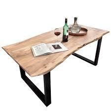 K He Massivholz Moderne Esstische Aus Glas Oder Massivholz Kaufen Wohnen De