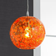 Blown Glass Light Pendants 98 Best Pops Of Color Images On Pinterest Kitchen Lighting