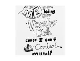 photo collection voodoo doll 5sos lyrics