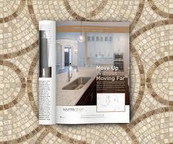mastercraft magazine ad design print collateral real estate