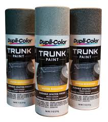 trunk paint aerosol dupli color