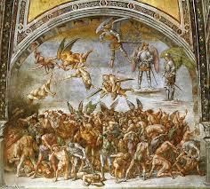 Os Condenados - condenados por luca signorelli 1450 1523 italy