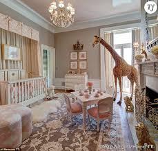 chambre la girafe le top des chambres de bébé les plus extravagantes du monde