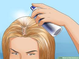 women hair cut to cover bald spot on top of head 3 ways to hide baldness wikihow