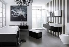 Cool Black And White Bathroom Design Ideas DigsDigs - Bathroom designs black and white