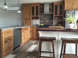 rustic kitchen signature kitchens and baths