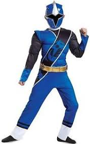 blue ranger power rangers ninja steel fancy dress halloween deluxe