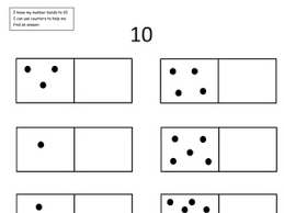 number bonds 5 and 10 by smorgan89 teaching resources tes
