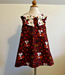 fall foxes dress thanksgiving dress fall autumn dress