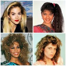 80s hairstyles quiz hairstyles from the 1980s glamour